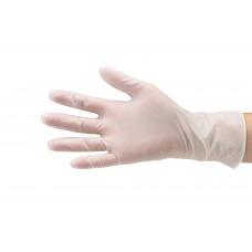 Гипоаллергенные нитриловые перчатки (упаковка10шт.)